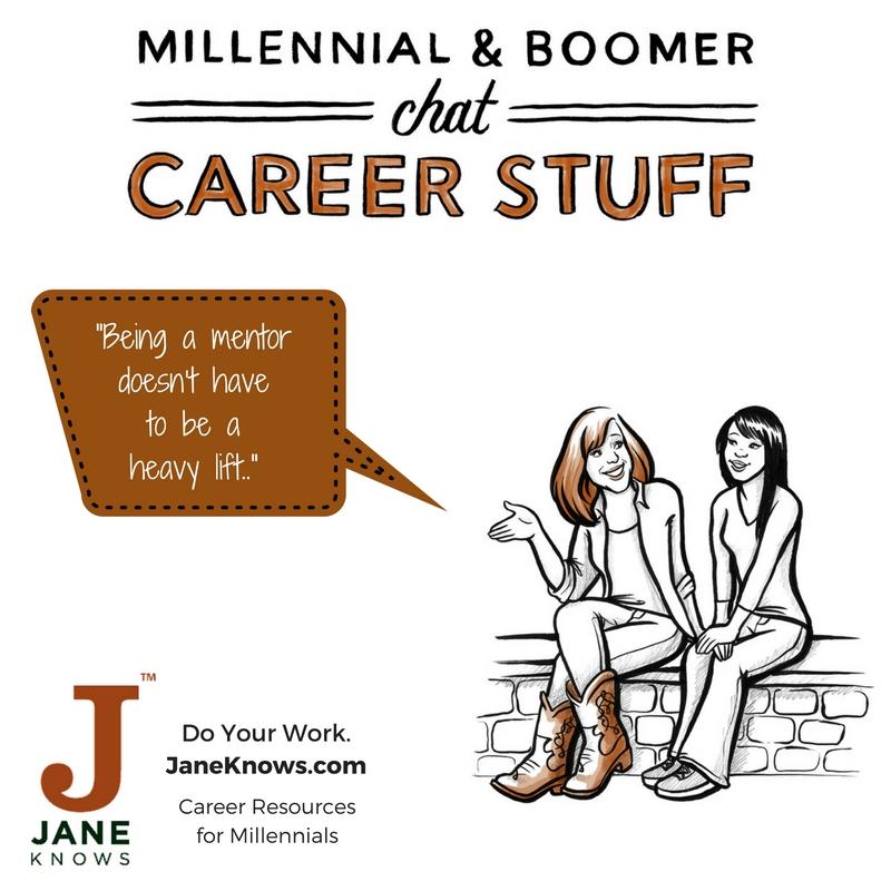 jane miller, jake hurwitz, millennials and mentors