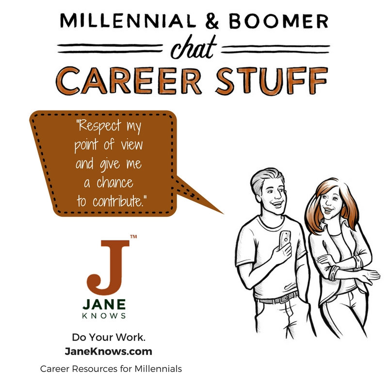 jake hurwitz, jane knows, career resources millennials